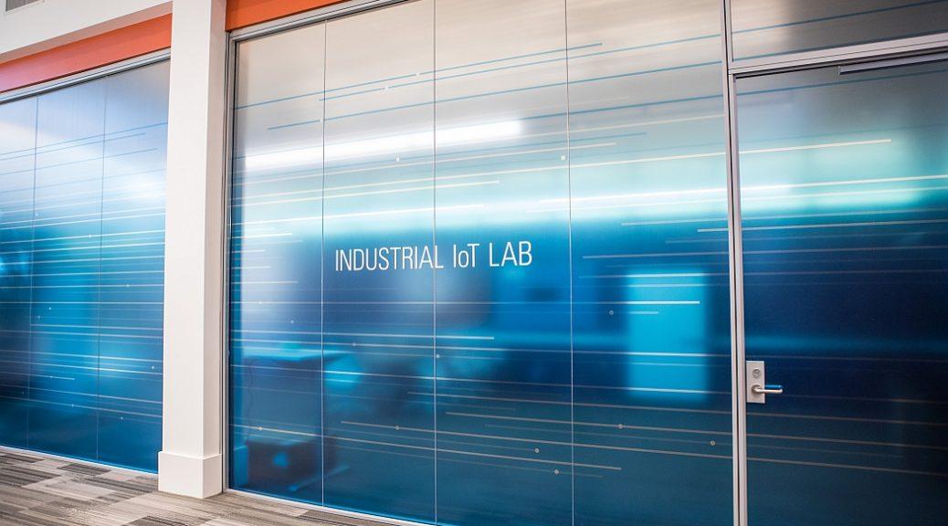NI Industrial IoT Lab