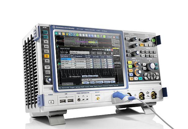 Rohde&Schwarz RTO2000 Oscilloscope