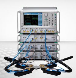 IMD Measurement with a Vector Network Analyser (VNA) by Anritsu