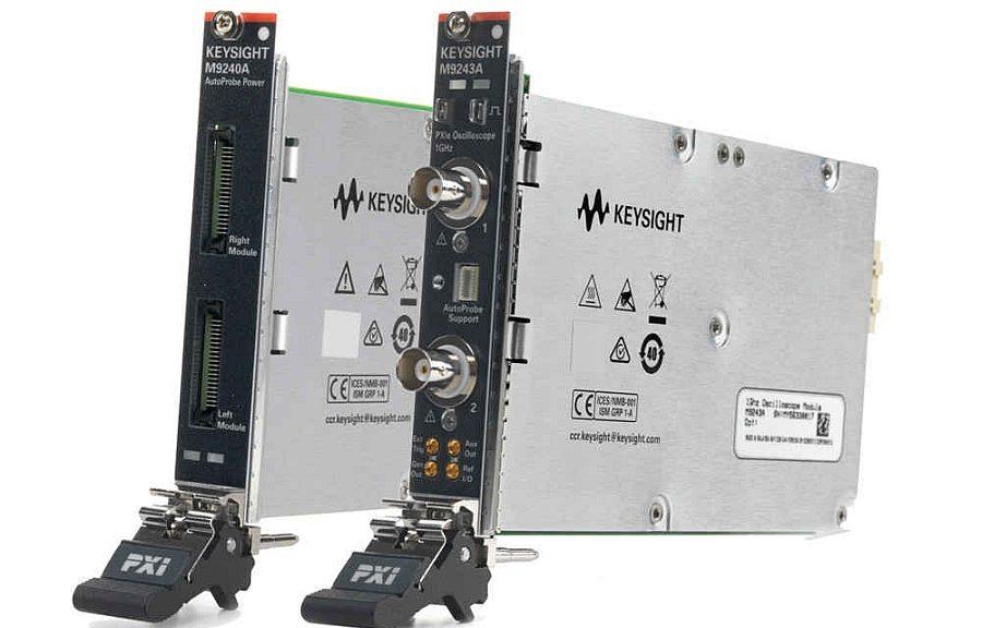Keysight M924xA PXIe oscilloscopes