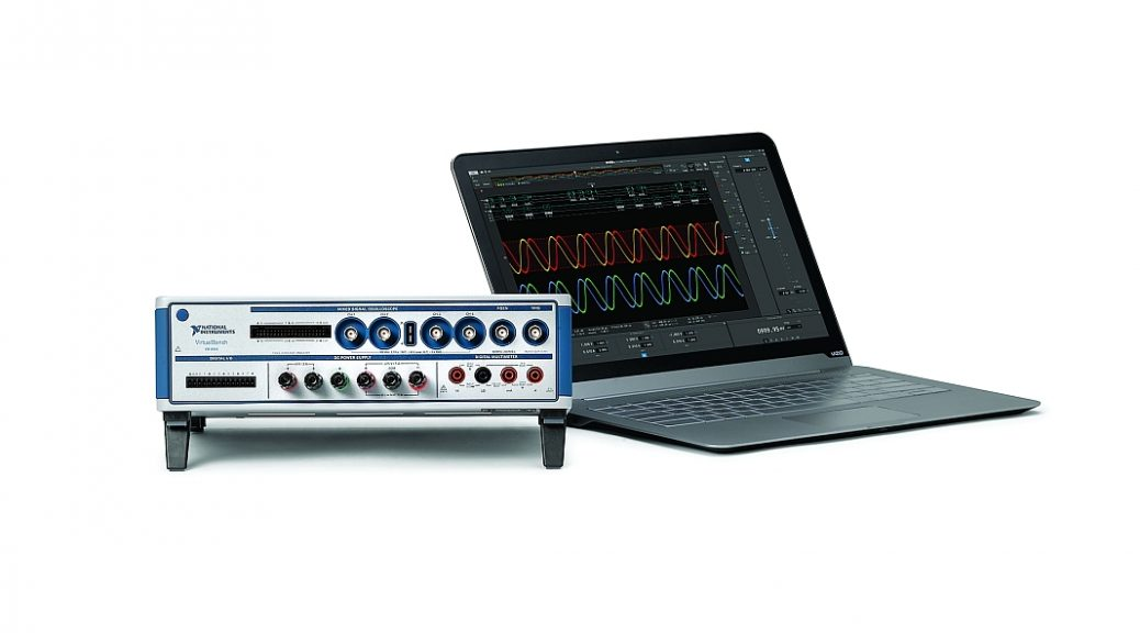 NI VirtualBench All-in-One Instrument