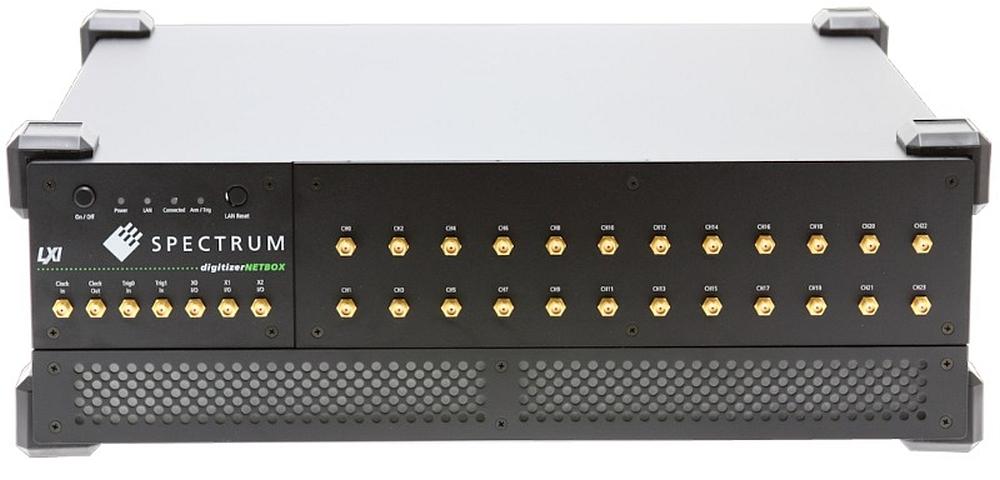 Spectrum DN6.22x series digitizerNetbox