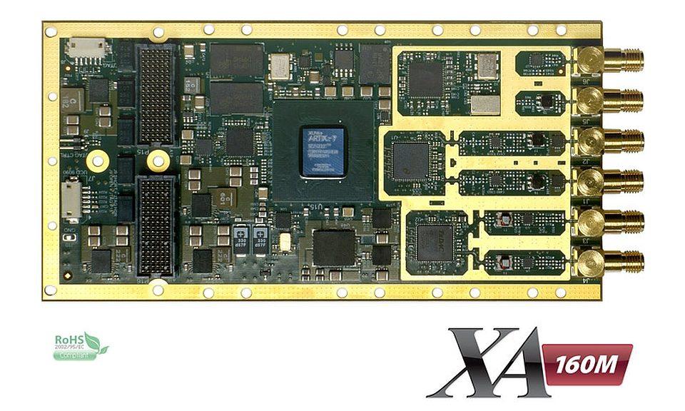 Innovative Integration XA-160M PCI Express XMC Module