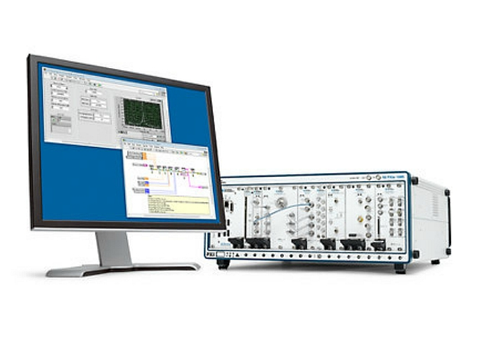 NI-RFmx 2.2 Measurement Software