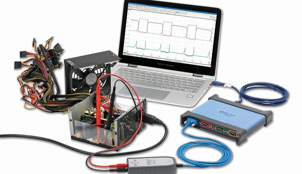 PicoScope 4444 USB module oscilloscope