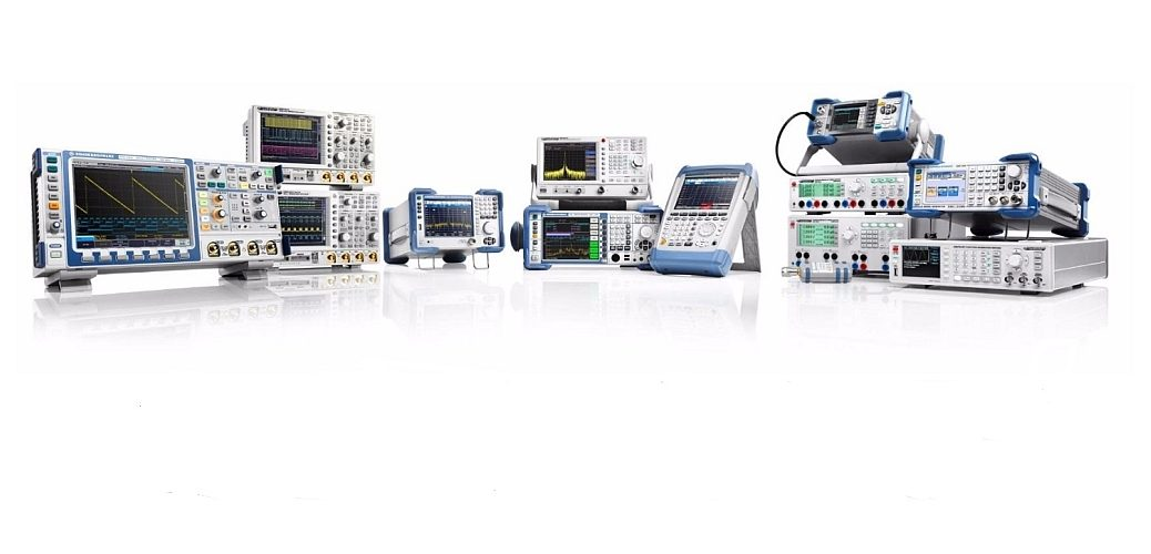 Rohde & Schwarz Value Instruments line