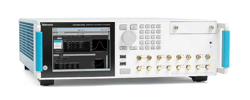 Tektronix AWG5200 Series of Arbitrary Signal Generators