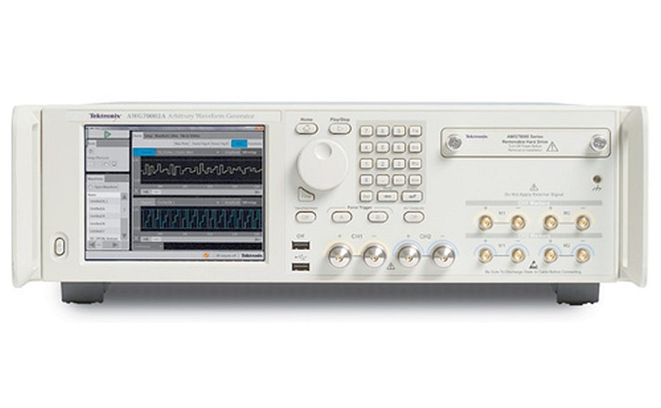 Tektronix AWG70000 Arbitrary Waveform Generator