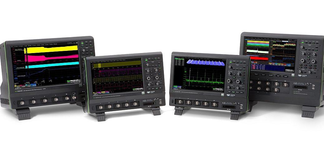 Teledyne LeCroy HDO4000A, HDO6000A, HDO8000A, and MDA800A oscilloscopes