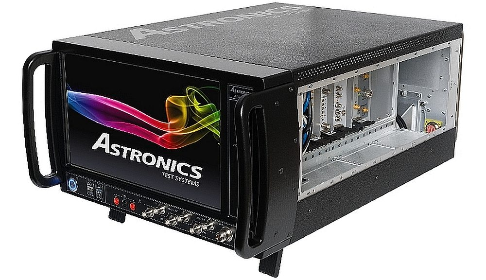 ATS-3100 PXI Integration Platform from Astronics Test Systems