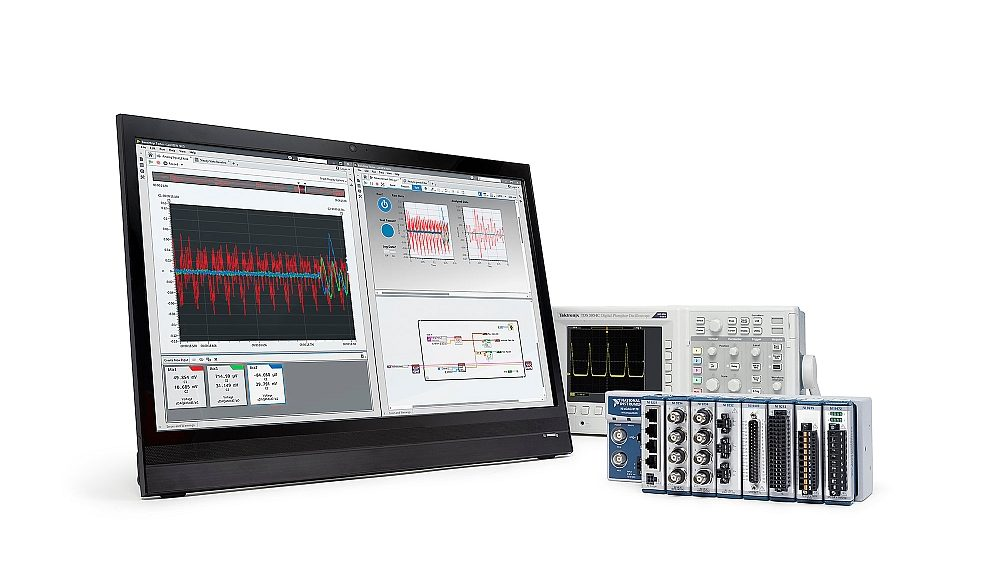 LabVIEW NXG 1.0, the first release of the next-generation LabVIEW system design software.