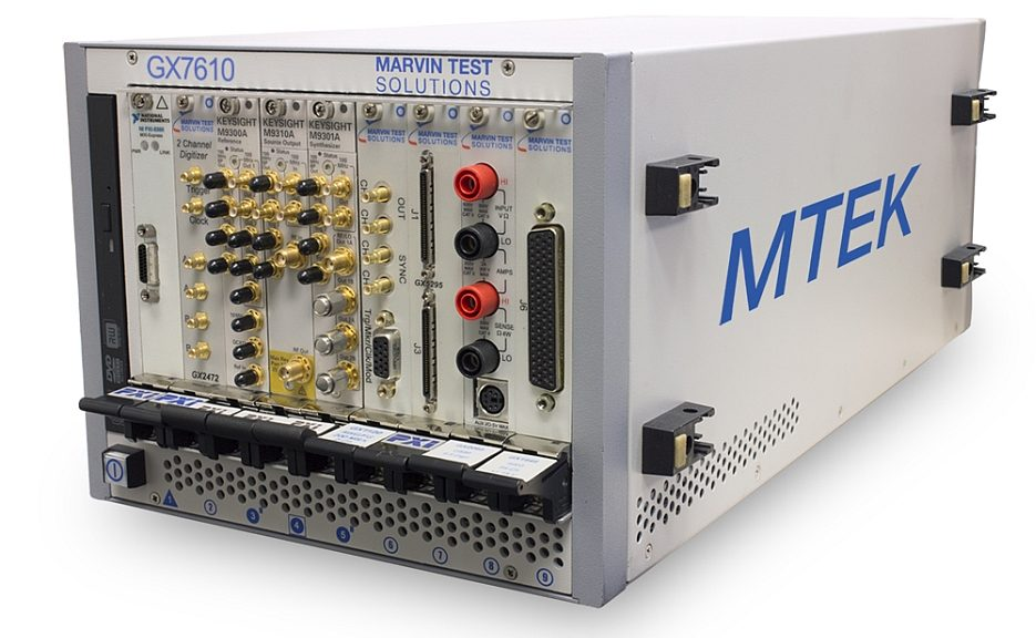 Marvin Test Expansion Kit of MTS