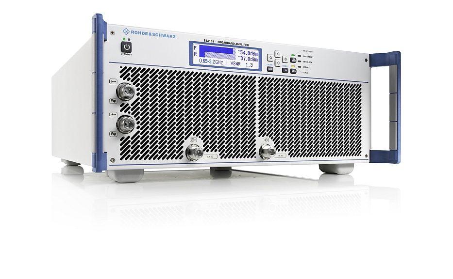 Rohde & Schwarz R & S BBA130 wide-band amplifier