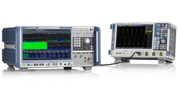 R&S FSW-B5000 option for Rohde & Schwarz FSW85 signal and spectrum analyzer