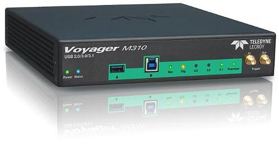 Teledyne LeCroy's voyager M310P USB platform
