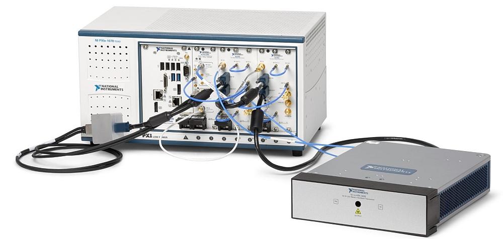 Network Analyzer Testing Radar Gun : National instruments announces the vehicle radar test