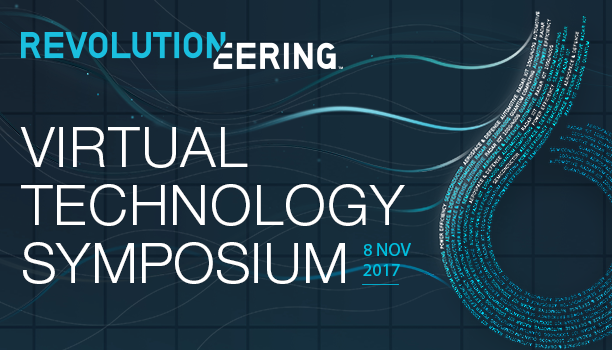 Tektronix's online Technology Symposium on Wednesday 8th November 2017