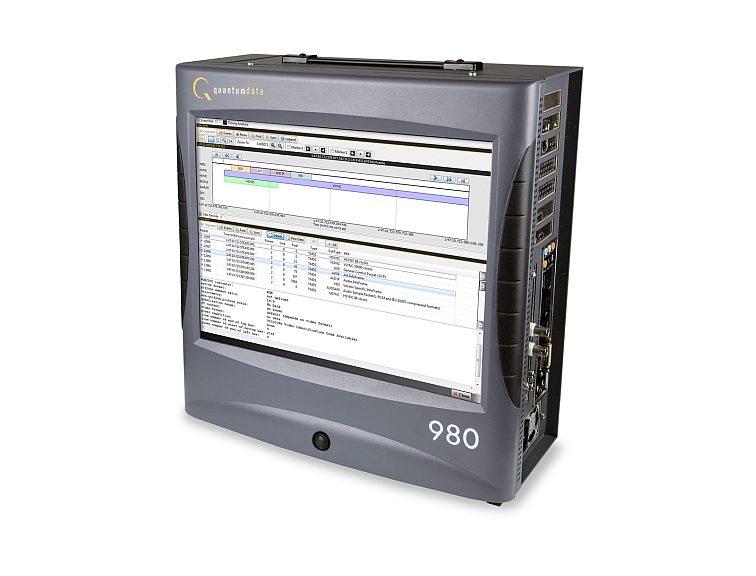 Teledyne LeCroy quantumdata 980 series analyzer for testing HDMI, MHL and DisplayPort.