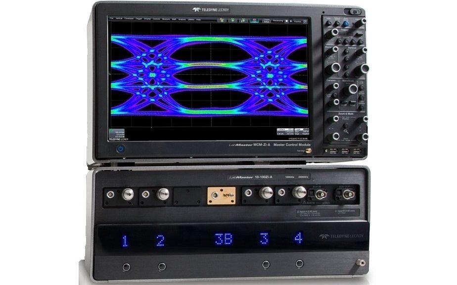 Teledyne LeCroy's LabMaster 10Zi-A oscilloscope