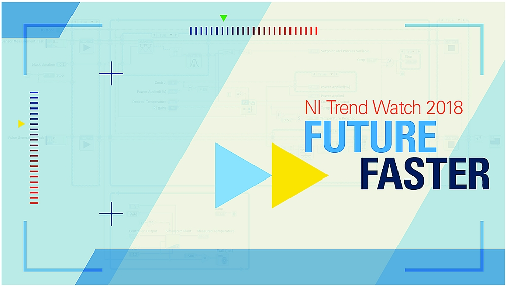 NI Trend Watch 2018 in test and measurement