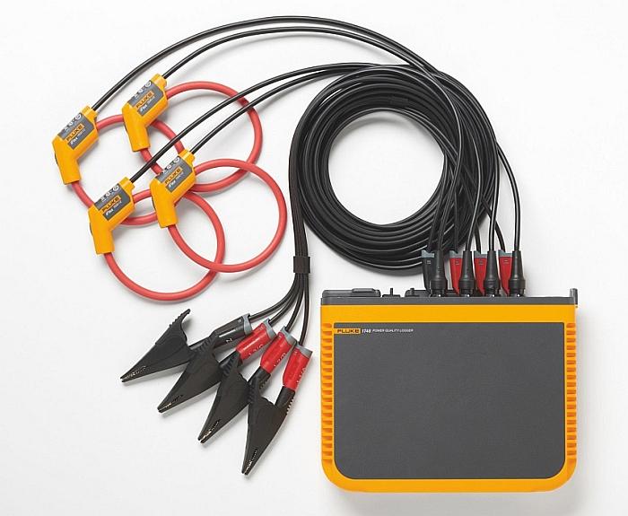 Fluke 1740 Series power system quality logger