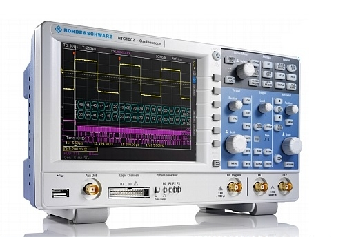 R&S RTC1000 oscilloscope from Rohde&Schwarz