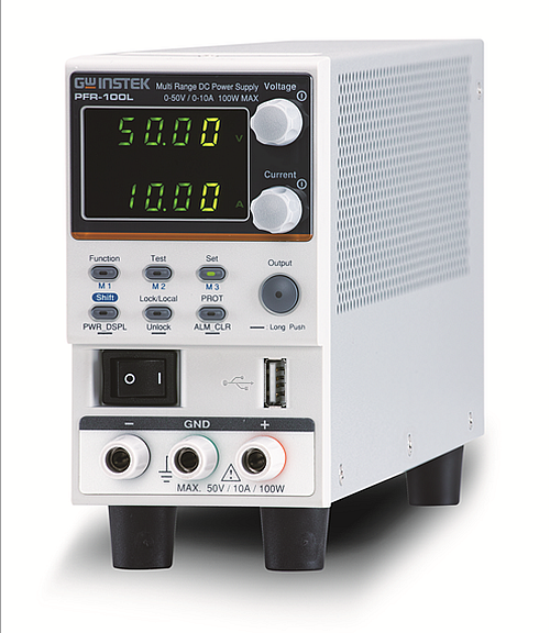 GW Instek PFR-100 series DC power supply