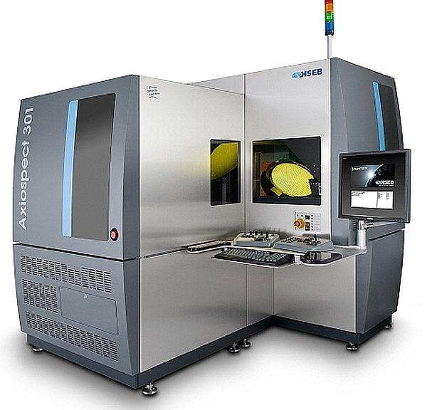 Axiospect from HSEB Dresden is a solution for automatic and manual optical inspection, review and metrology.