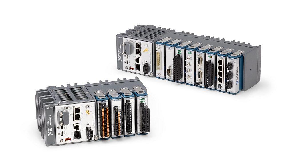 NI CompactRIO with TSN synchronization