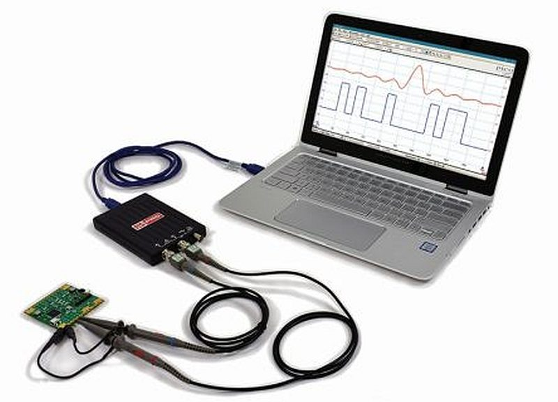 RS Pro 2205A-20 oscilloscope