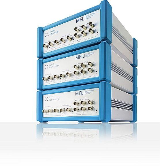 Multi-device synchronization function from Zurich Instruments