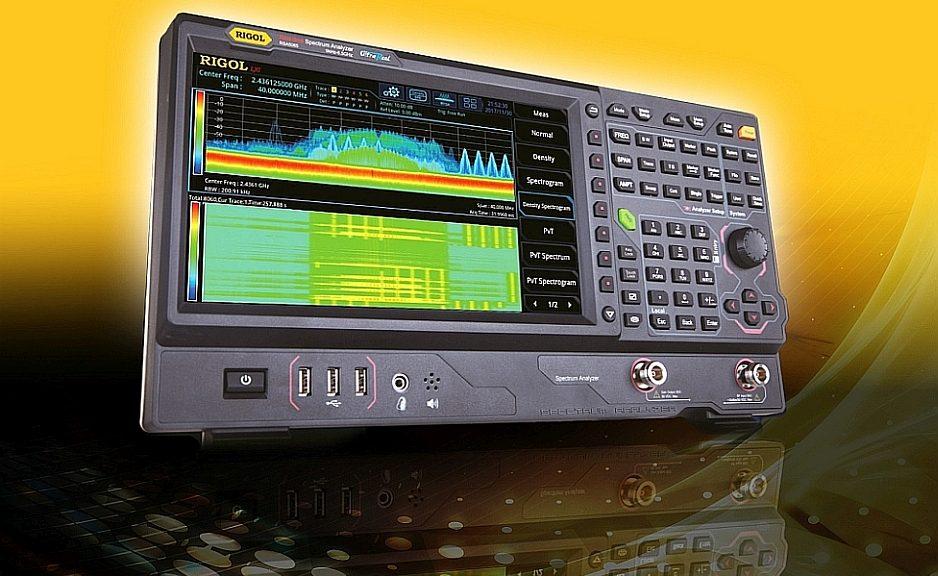 Rigol RSA5000 real-time spectrum analyzers