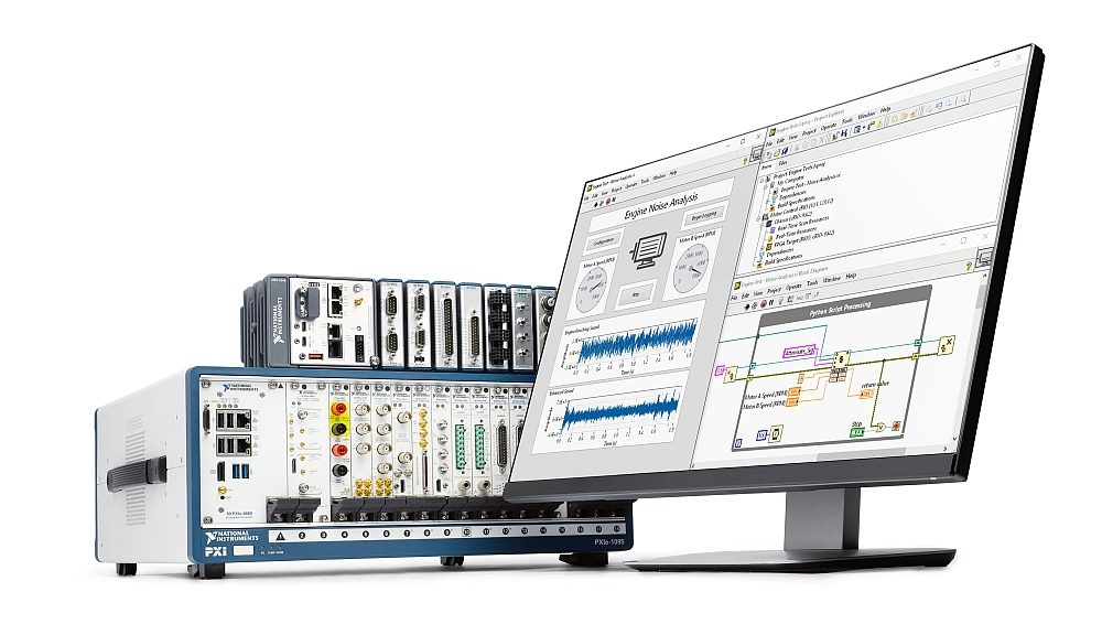 NI LabVIEW 2018 from National Instruments.