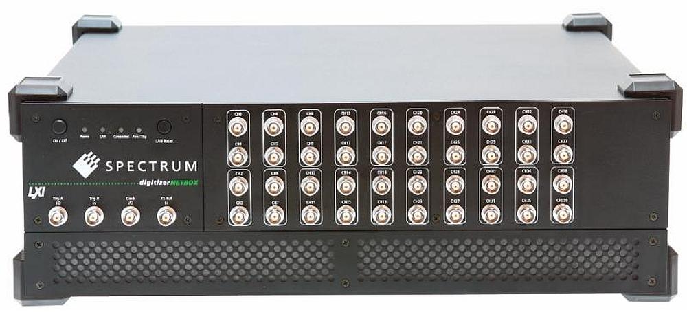 DN6.59x series digitizers from Spectrum Instrumentation.