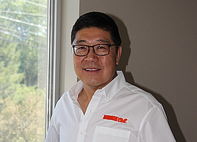 John Kim, CEO of AR RF/Microwave Instrumentation