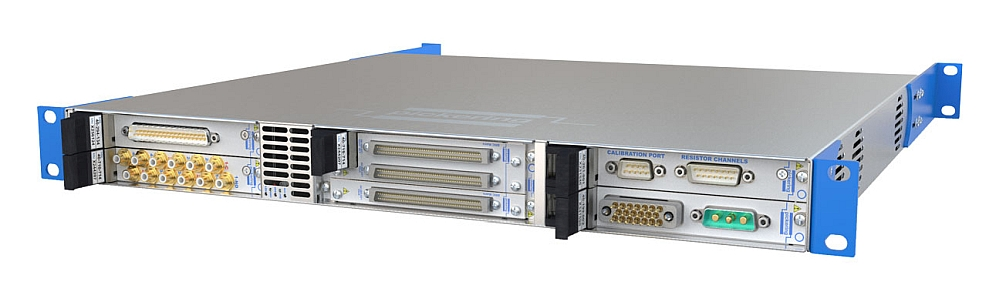 Pickering Interfaces PXI/USB/LXI 60-106 chassis.