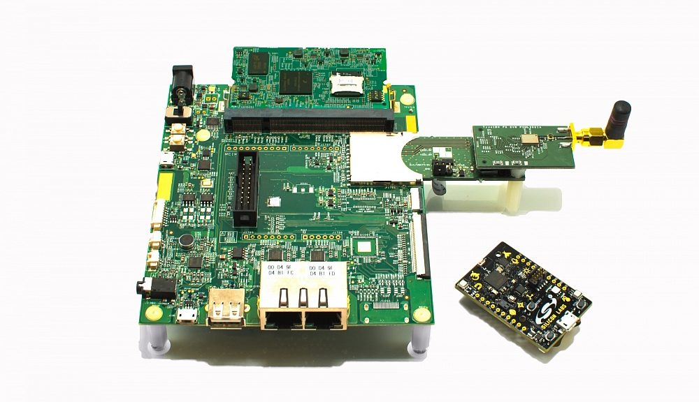 UrsaLeo UL-NXP1S2R2 Cloud Development Kit for IoT application.