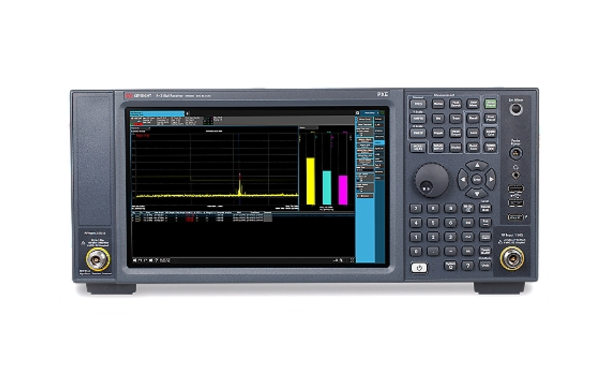 Keysight N9048B PXE EMI Receiver for EMC testing.