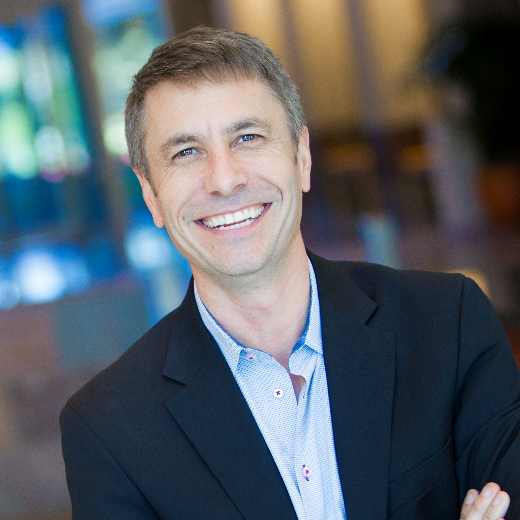 Eric Starkloff, President and COO of National Instruments.