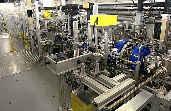 Injector Test Facility at DESY.