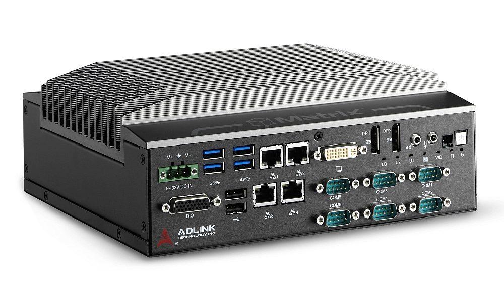Adlink's MXE-5500 embedded PC.