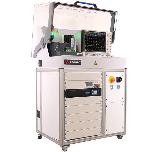 Keysight's PD1500A dynamic power device analyzer.
