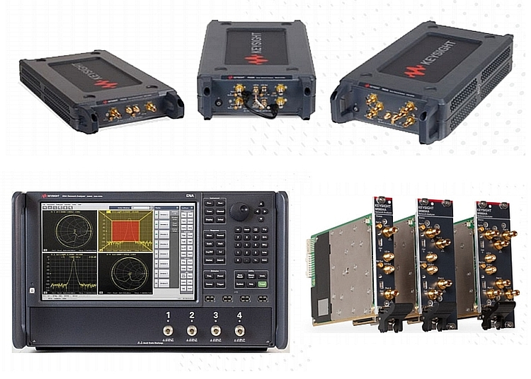 Keysight's vector network analyzers (VNA) family.