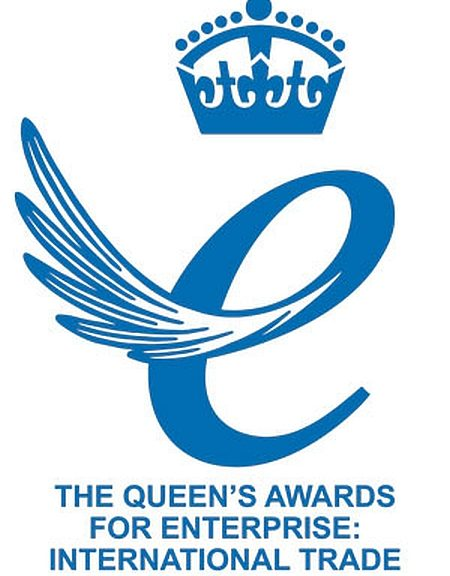 2019 Queen's Awards for Outstanding Short Term Growth in overseas sales.