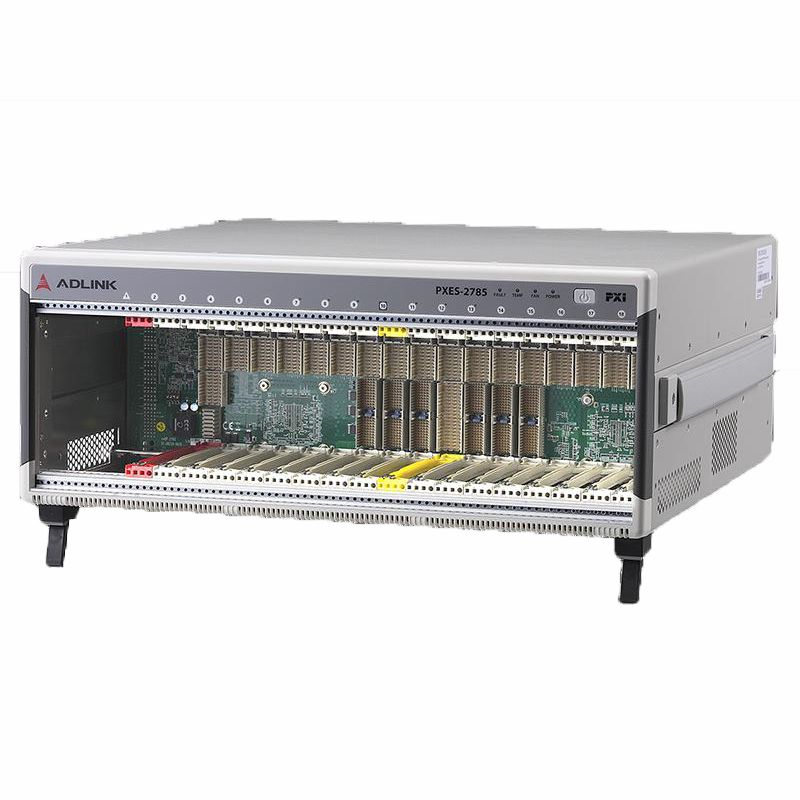 Adlink PXES-2785 PXIe chassis.