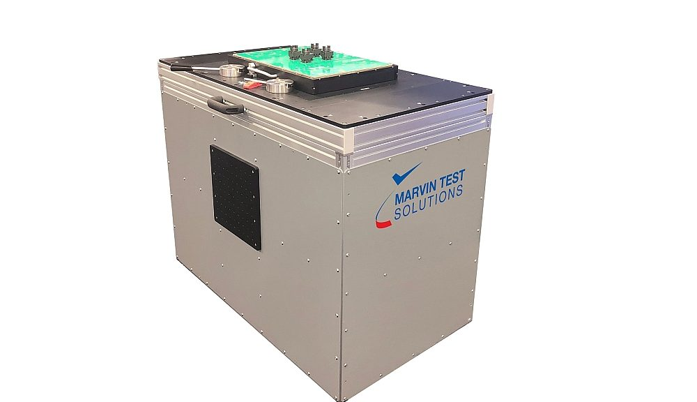 Marvin Test Solutions TS 900e-5G production tester.