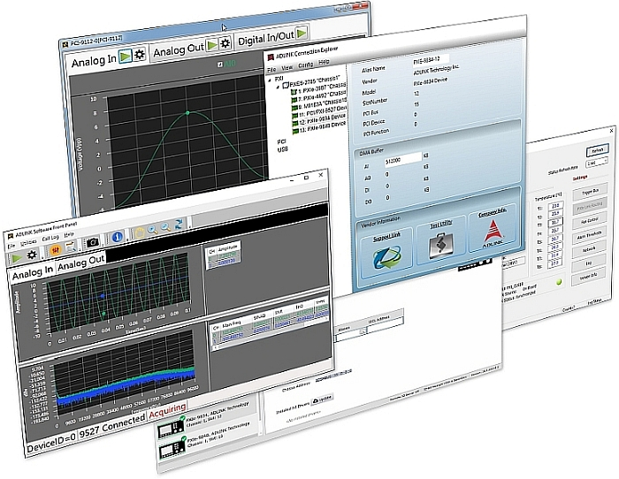 MAPS software suite from Adlink.