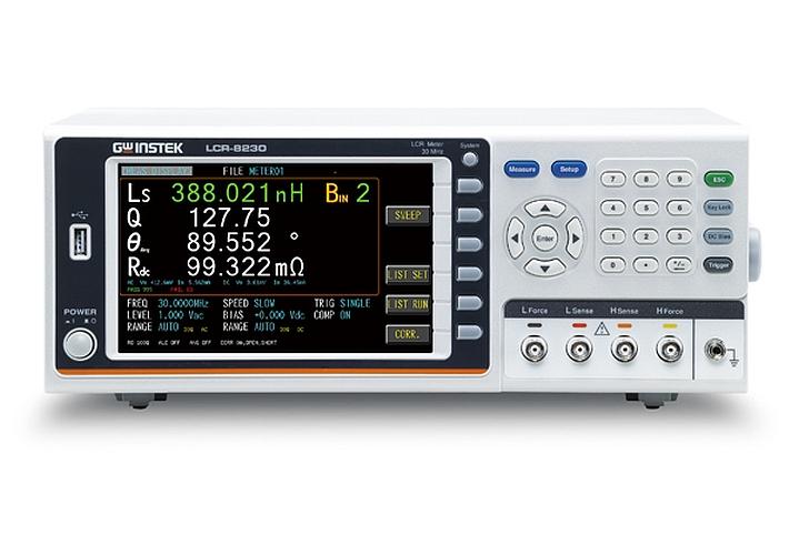 GW Instek LCR-8200 LCR meter