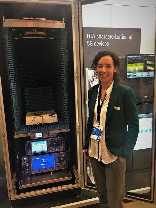 Rohde & Schwarz OTA 5G test solution