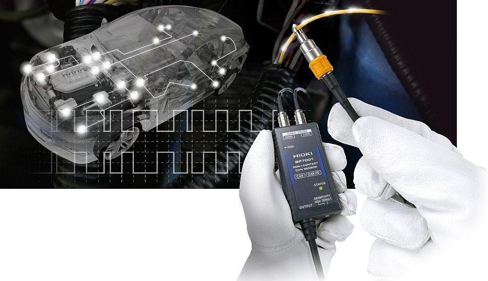 Hioki's SP7000 series probes